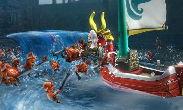Immagine -3 del gioco Hyrule Warriors Legends per Nintendo 3DS