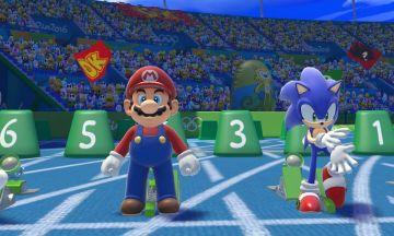 Immagine -2 del gioco Mario & Sonic ai Giochi Olimpici di Rio 2016 per Nintendo 3DS