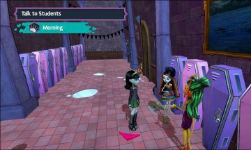 Immagine -4 del gioco Monster High: Una nuova Mostramica a Scuola per Nintendo 3DS