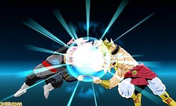 Immagine -3 del gioco Dragon Ball Fusions per Nintendo 3DS
