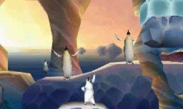 Immagine -3 del gioco Happy Feet 2 per Nintendo 3DS