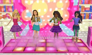 Immagine -3 del gioco Barbie Dreamhouse Party per Nintendo 3DS