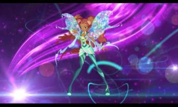 Immagine -3 del gioco Winx Club: Missione Alfea per Nintendo 3DS