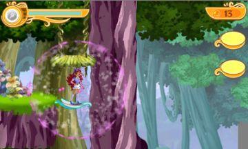 Immagine -2 del gioco Winx Club: Missione Alfea per Nintendo 3DS