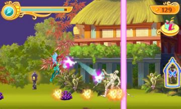 Immagine -1 del gioco Winx Club: Missione Alfea per Nintendo 3DS