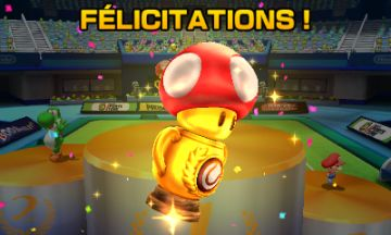 Immagine 0 del gioco Mario Sports Superstars per Nintendo 3DS
