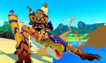 Immagine -2 del gioco Monster Hunter Stories per Nintendo 3DS
