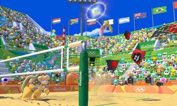 Immagine 0 del gioco Mario & Sonic ai Giochi Olimpici di Rio 2016 per Nintendo 3DS