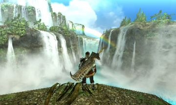 Immagine -5 del gioco Monster Hunter XX per Nintendo 3DS