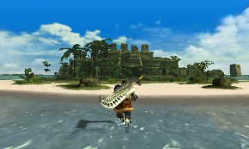 Immagine 0 del gioco Monster Hunter XX per Nintendo 3DS