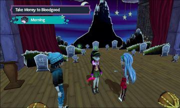 Immagine -2 del gioco Monster High: Una nuova Mostramica a Scuola per Nintendo 3DS