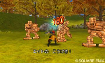 Immagine -4 del gioco Dragon Quest VIII: L'Odissea del Re maledetto per Nintendo 3DS
