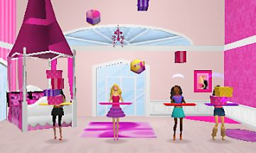 Immagine -1 del gioco Barbie Dreamhouse Party per Nintendo 3DS
