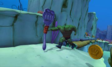 Immagine -2 del gioco SpongeBob HeroPants per Nintendo 3DS