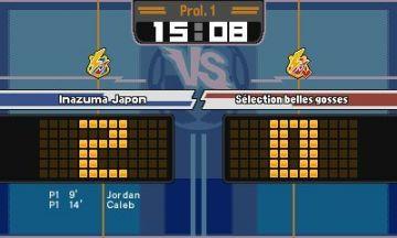 Immagine -5 del gioco Inazuma Eleven 3: Fuoco esplosivo per Nintendo 3DS