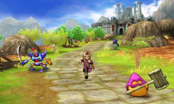 Immagine -3 del gioco Dragon Quest XI per Nintendo 3DS