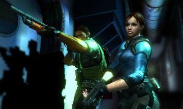 Immagine -8 del gioco Resident Evil: Revelations per Nintendo 3DS