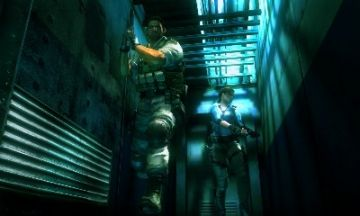 Immagine -5 del gioco Resident Evil: Revelations per Nintendo 3DS