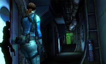 Immagine -3 del gioco Resident Evil: Revelations per Nintendo 3DS