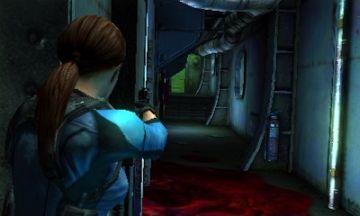 Immagine -10 del gioco Resident Evil: Revelations per Nintendo 3DS