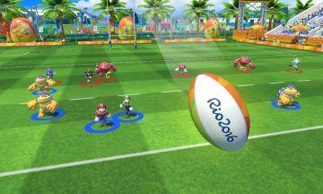 Immagine -3 del gioco Mario & Sonic ai Giochi Olimpici di Rio 2016 per Nintendo 3DS