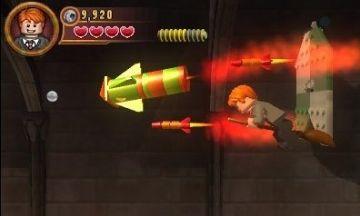 Immagine -5 del gioco LEGO Harry Potter: Anni 5-7 per Nintendo 3DS
