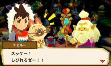 Immagine 0 del gioco Monster Hunter Stories per Nintendo 3DS