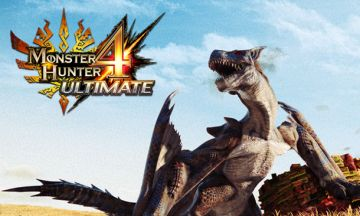 Immagine -5 del gioco Monster Hunter 4 Ultimate per Nintendo 3DS