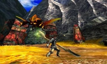 Immagine -4 del gioco Monster Hunter 4 Ultimate per Nintendo 3DS