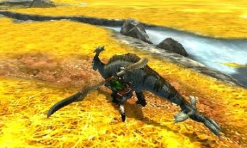 Immagine -3 del gioco Monster Hunter 4 Ultimate per Nintendo 3DS