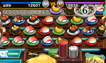 Immagine 0 del gioco Sushi Striker: The Way of Sushido per Nintendo 3DS