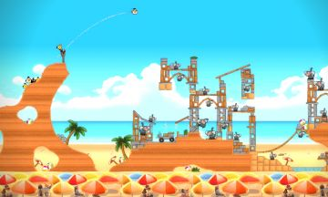 Immagine -3 del gioco Angry Birds Trilogy per Nintendo 3DS