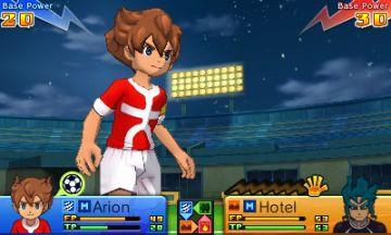Immagine 0 del gioco Inazuma Eleven Go: Chrono Stones fiamma per Nintendo 3DS