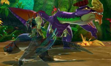 Immagine -1 del gioco Monster Hunter Stories per Nintendo 3DS