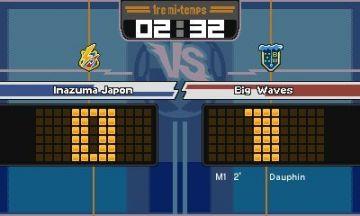 Immagine -3 del gioco Inazuma Eleven 3: Lampo folgorante per Nintendo 3DS