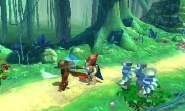 Immagine -5 del gioco LEGO Legends of Chima: Il Viaggio di Laval per Nintendo 3DS