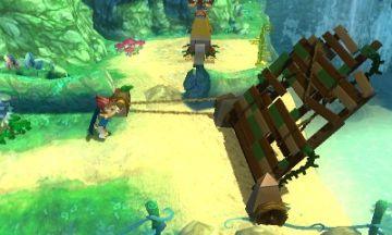 Immagine -4 del gioco LEGO Legends of Chima: Il Viaggio di Laval per Nintendo 3DS