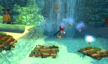 Immagine -3 del gioco LEGO Legends of Chima: Il Viaggio di Laval per Nintendo 3DS