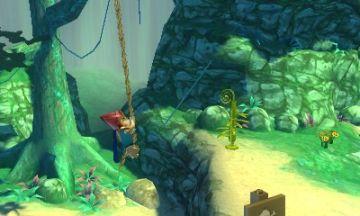 Immagine -2 del gioco LEGO Legends of Chima: Il Viaggio di Laval per Nintendo 3DS
