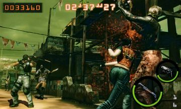 Immagine 0 del gioco Resident Evil: The Mercenaries 3D per Nintendo 3DS