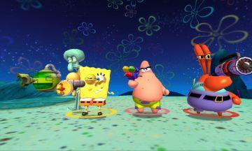 Immagine -4 del gioco SpongeBob SquarePants: La Vendetta Robotica di Plankton per Nintendo 3DS
