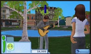 Immagine -3 del gioco The Sims 3 per Nintendo 3DS