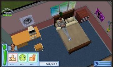 Immagine -2 del gioco The Sims 3 per Nintendo 3DS