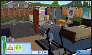 Immagine -1 del gioco The Sims 3 per Nintendo 3DS