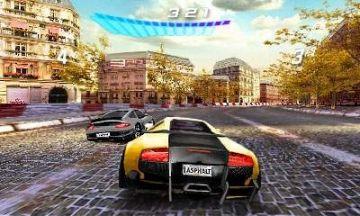 Immagine -5 del gioco Asphalt 3D per Nintendo 3DS
