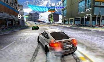 Immagine -4 del gioco Asphalt 3D per Nintendo 3DS