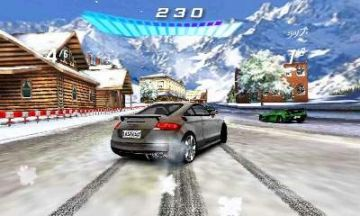 Immagine -3 del gioco Asphalt 3D per Nintendo 3DS