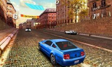 Immagine -2 del gioco Asphalt 3D per Nintendo 3DS