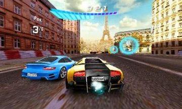 Immagine -1 del gioco Asphalt 3D per Nintendo 3DS