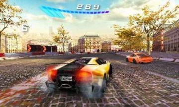Immagine 0 del gioco Asphalt 3D per Nintendo 3DS